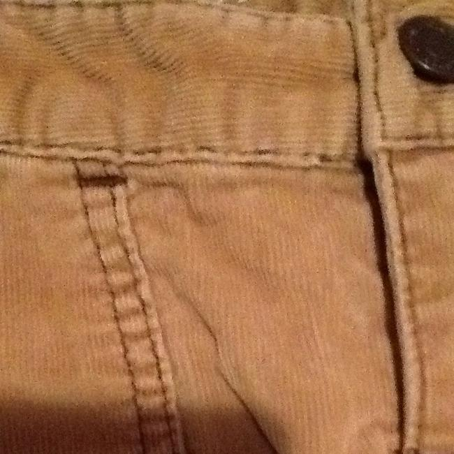 Hollister Shorts Tan