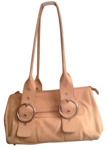 Charles David Satchel in Tan