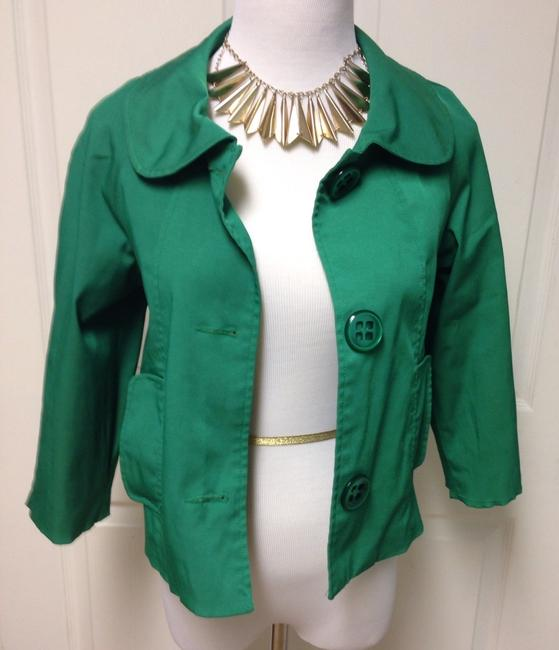 Vertigo Green Jacket