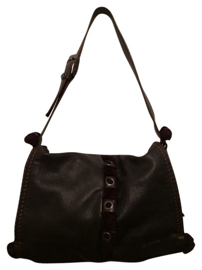 Preload https://item4.tradesy.com/images/cromia-leather-brown-shoulder-bag-840518-0-0.jpg?width=440&height=440