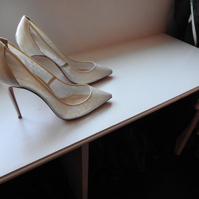 Item - Off White Pumps Size US 8.5 Regular (M, B)