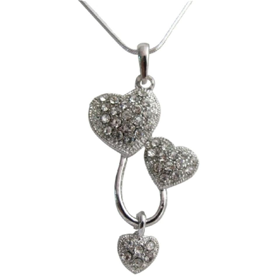 Fashion Jewelry For Everyone Collections Three Heart