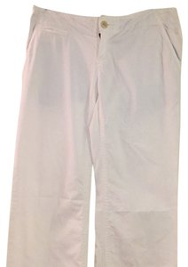 Banana Republic Relaxed Pants White