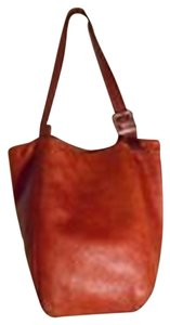 Navasoto Leather Tote Bucket Large Shoulder Bag