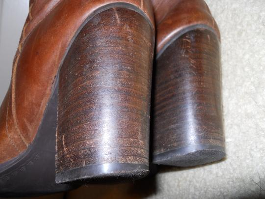 Style & Co Leather brown Boots Image 10