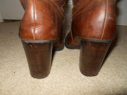 Style & Co Leather brown Boots Image 7