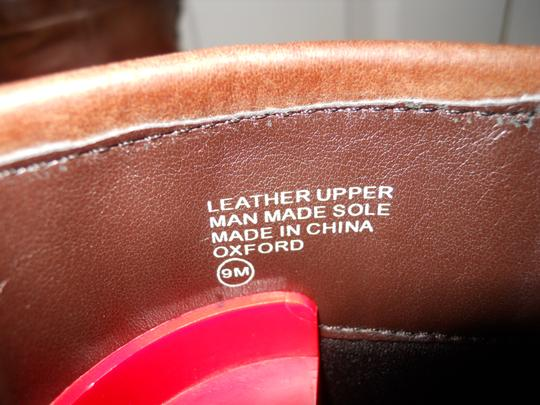 Style & Co Leather brown Boots Image 8
