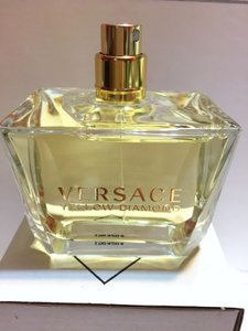 Versace New - VERSACE - YELLOW DIAMOND - 3 oz - Eau de TOILETTE Perfume Spray - RETAIL = $90