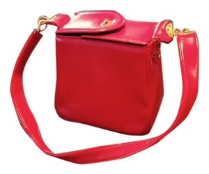 Faye Mell Design Vintage Miami Tote in Red