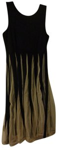 South Side Fit And Flare Tulle Pleated Dress