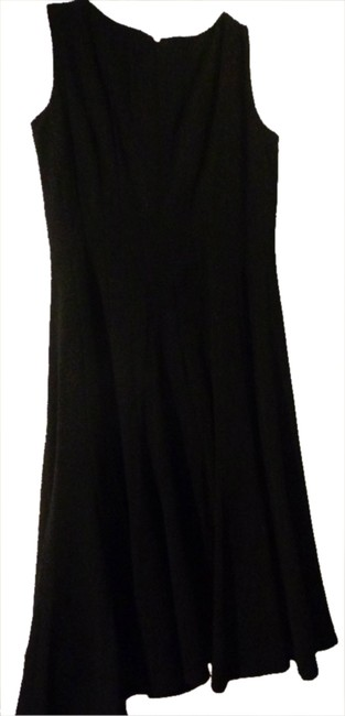 Preload https://img-static.tradesy.com/item/8411623/calvin-klein-black-fit-and-flare-mid-length-workoffice-dress-size-2-xs-0-1-650-650.jpg