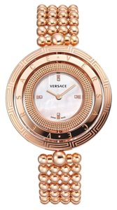 Versace Versace Eon Mother of Pearl Diamond Rose Gold Ladies Watch 80Q80SD498-S080