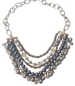 Bloomingdale's 5 Strand Necklace