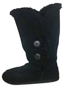 Canyon River Blue Black Boots