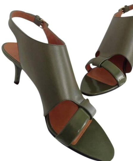 Preload https://img-static.tradesy.com/item/8412616/givenchy-green-lucrezias-leather-and-patent-leather-slingback-sandals-size-eu-38-approx-us-8-regular-0-4-540-540.jpg