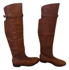 Jasmin Over The Knee Boots
