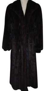Saga Furs Mink Chic Great Condition Warm Fur Coat