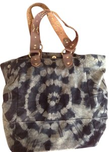 George Gina & Lucy Tote in Black and Brown