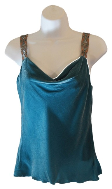 Preload https://item2.tradesy.com/images/green-tank-topcami-size-6-s-841326-0-0.jpg?width=400&height=650