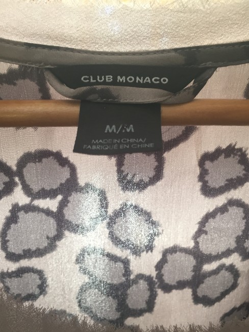 Club Monaco Shift Animal Dress Image 2