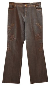 Tribal Straight Pants