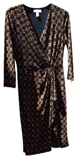 Preload https://img-static.tradesy.com/item/841416/charter-club-golden-brown-and-black-midnight-in-paris-workoffice-dress-size-petite-6-s-0-0-650-650.jpg