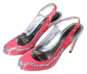 Jill Stuart Kiss (Pink) Pumps