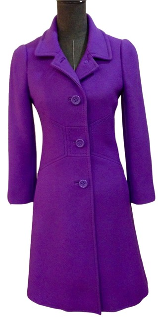 Item - Purple Coat Size 2 (XS)