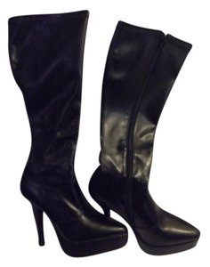 Pleaser Black Boots