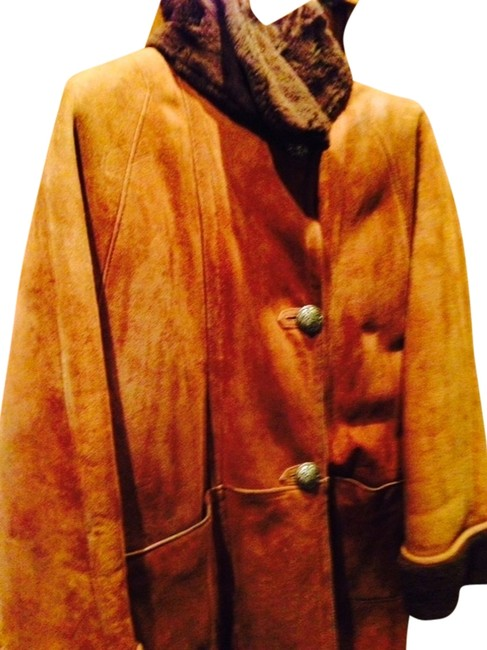 Other Tan Leather Jacket