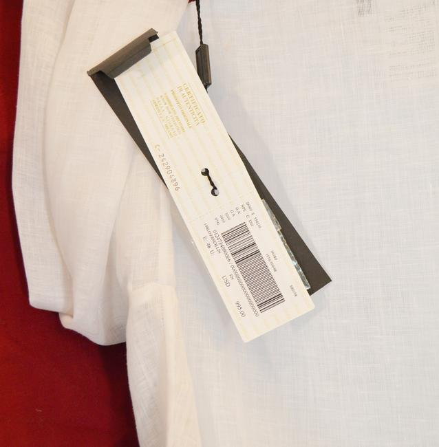 Giorgio Armani Button Down Shirt White