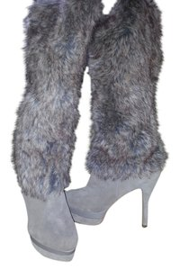Fergie gray Boots
