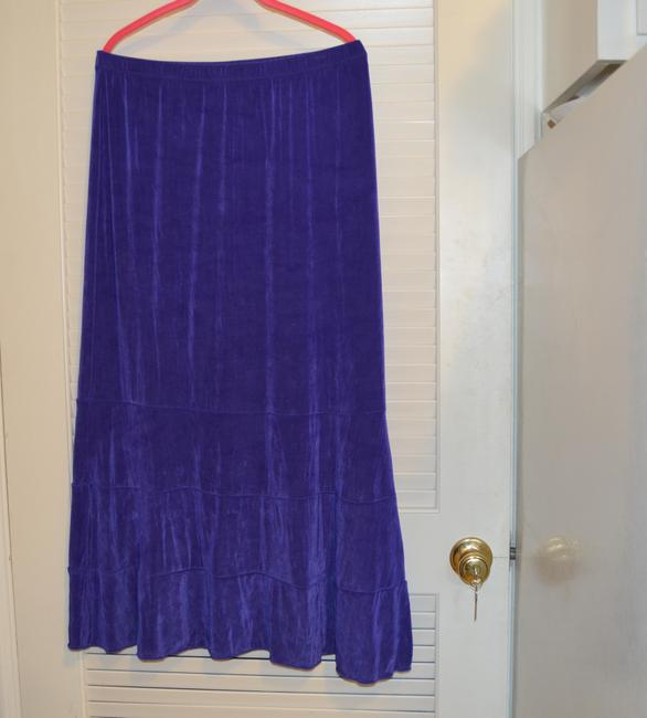 Citiknits Skirt Purple Image 11