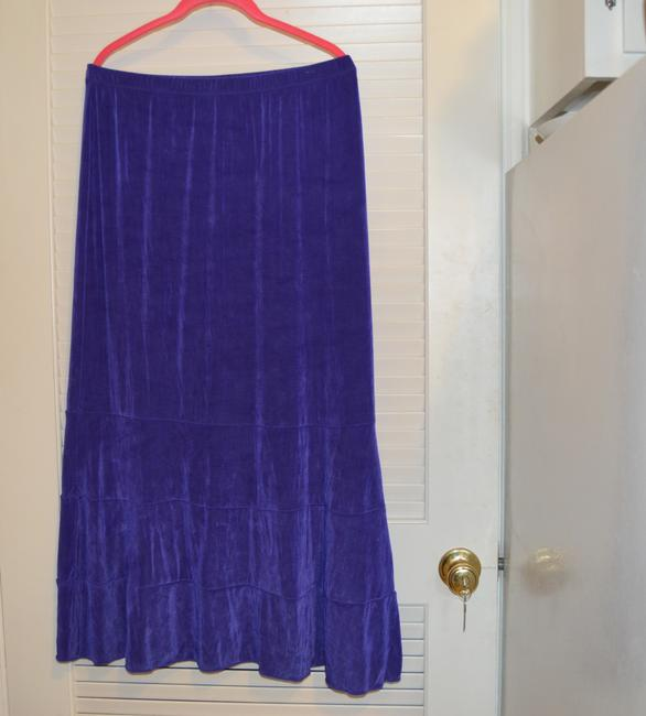 Citiknits Skirt Purple Image 4