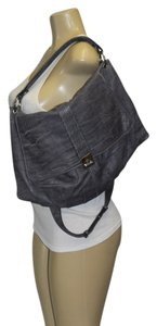 Kooba Satchel in gray