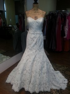 David Tutera For Mon Cheri David Tuttera Martha Wedding Dress