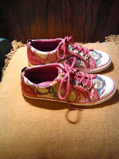 Coach Poppy Sneakers Multi-Coach Athletic Image 1