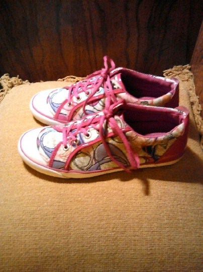 Coach Poppy Sneakers Multi-Coach Athletic Image 2