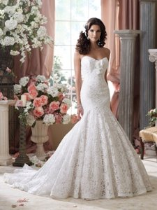 David Tuttera Swire Wedding Dress