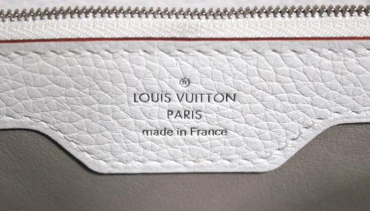 Louis Vuitton Lv Hand Luxury Designer Hot Top Instagram Purse Tote in Tauri Milk