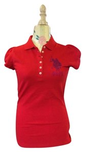 U.S. Polo Assn. Top Red