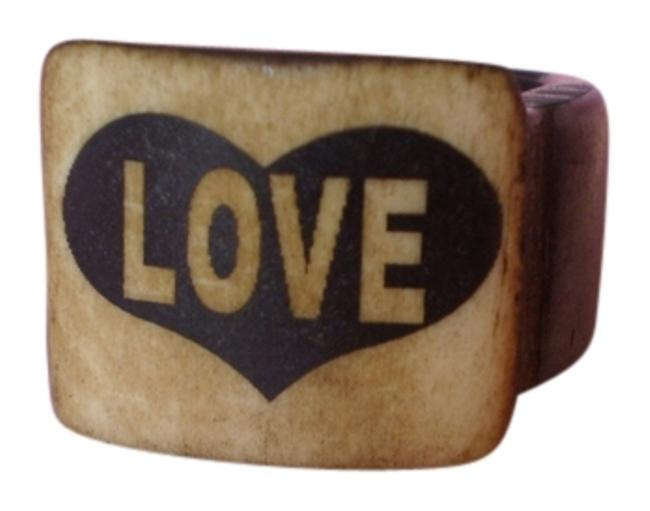 """New """"Love"""" Ring New """"Love"""" Ring Image 1"""
