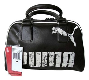 Puma New Grip Smal Satchel in brown