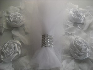 Silver 150 7 Row Napkin Rings