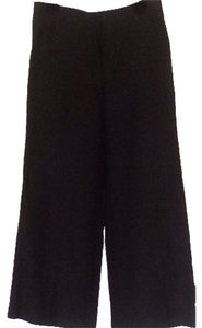 Ann Taylor LOFT Wide Leg Pants Black