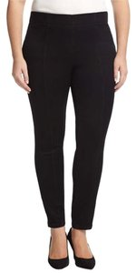 NYDJ 5672 Poppy Lift Tech Pull-on Black Leggings