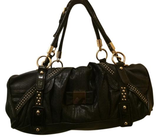 Guess By Marciano Satchel in Black