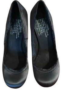 Pedro Garcia Grey Pumps