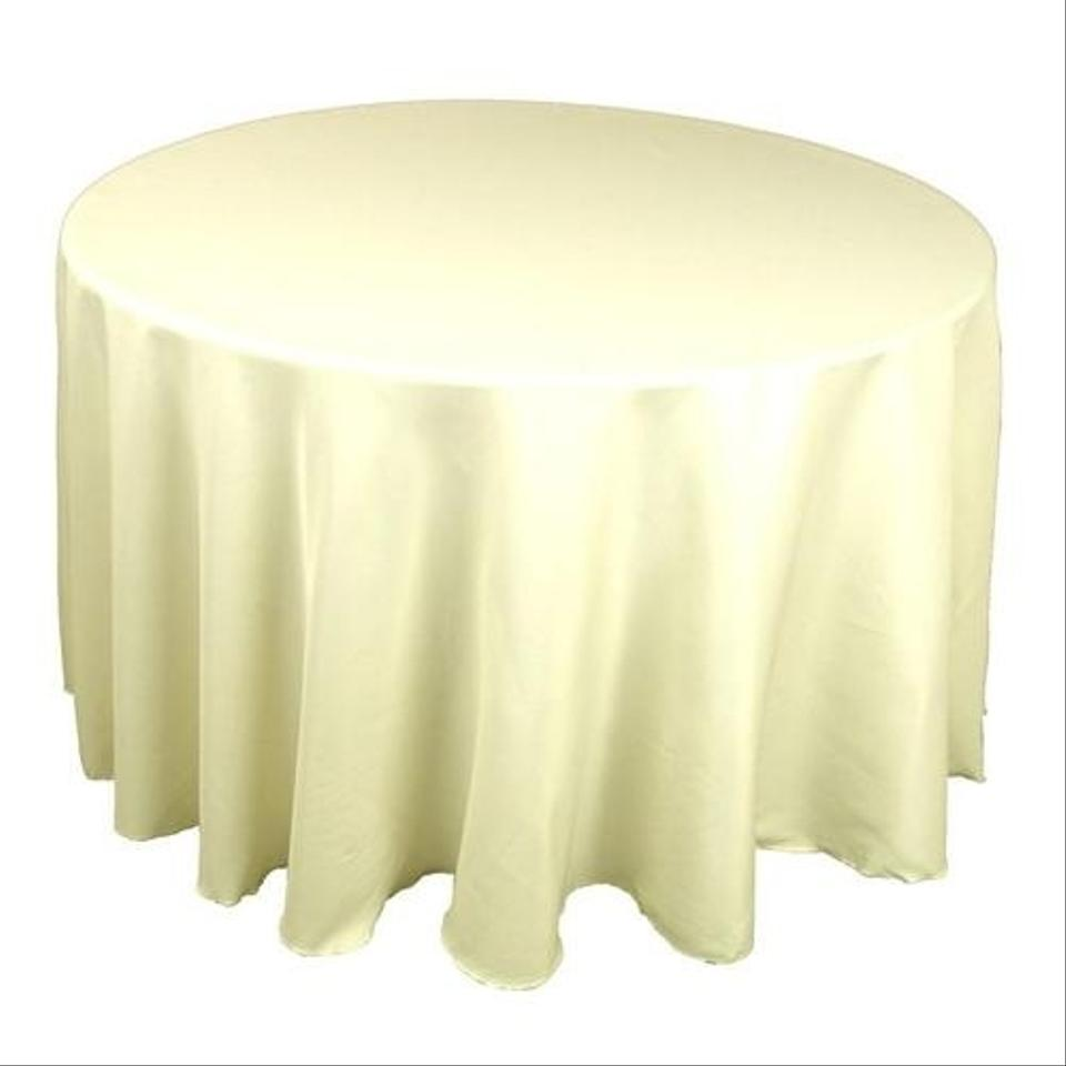 120 inch round tablescloths 8 tradesy weddings for 120 inch round table linens
