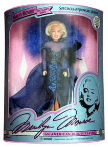 An American Beauty Classic Collector's Series Marilyn Monroe ~ Spectacular Showgirl Marilyn ~ New Doll ~